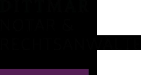 Dittmar Notar und Rechtsanwälte